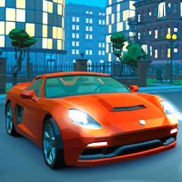 3d night city 2 player racing