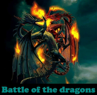 5 Differences Bataille des Dragons