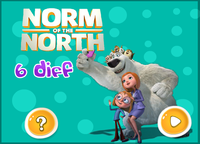 6 Differences Norm of the North