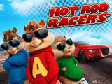 Alvin the chipmunks hot rod racers