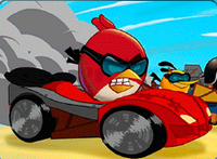 Angry Birds Racers Hidden Stars