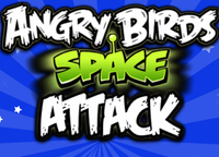 Angry Birds Space Attaque