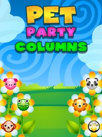 D'animaux pour ipod touch - Pet Party Columns
