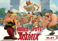 Asterix Endroits Caches