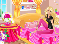 Barbie bedroom decor