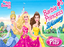 Barbie disney gratuit maquillage