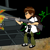 Ben 10 VS Skeletons - Ben Ten Gratuit