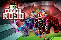 Ben 10 ultimate alien defense - Ben 10 omniverse code red