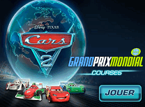Cars course - Cars 2 Grand Prix Mondial