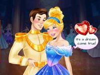 Cendrillon love on the run