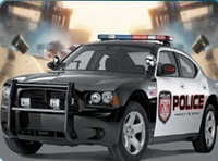 Charger Police Car