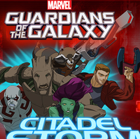 Citadel storm guardians of the galaxy