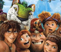 Dawn of The Croods Puzzle