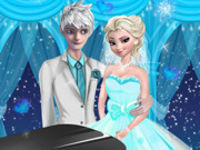Elsa et Jack cartoon network - Elsa And Jack Wedding Dance