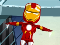 Ironman Suit Test
