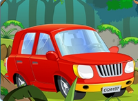 KnfGame Forest Trucking Escape