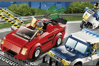 Lego Speed Chace Puzzle