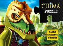 Lego chima puzzle - The Lego Movie Spin Puzzle