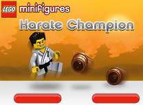 Lego karate champion