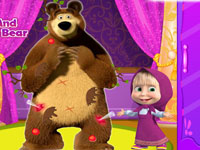 Masha And The Messy Bear