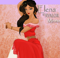 Memoire Elena d Avalor