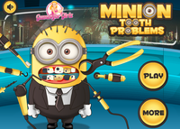 Minion Dentiste