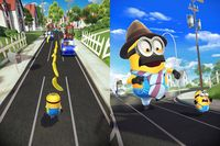Minion rush gratuit