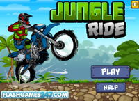 Moto Jungle - Jungle Ride