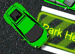 Parking Voiture Busy City