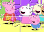 Peppa Pig 10 Puzzles