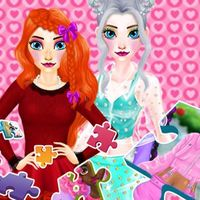 Puzzles so different princess