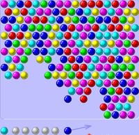 Réflexion Bubble Shooter