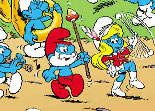 Schtroumpfs Trier les Tuiles - Sort My Tiles The Smurfs