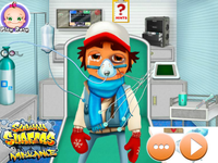 Subway surfers ambulance