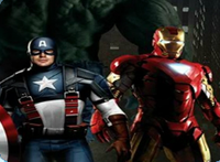 The Avengers Hidden Stars