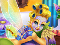 Tinker Bell s Tiny Spa