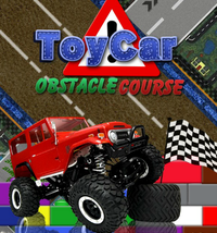 ToyCar obstacle course - Voiture Jouet Course d'Obstaclesdiareco pn silirar pesilo oba
