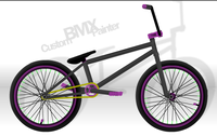 Velo gratuit - Custom BMX Painter