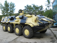 Voiture de Guerre a Garer - S.O.S Save All Soldiers