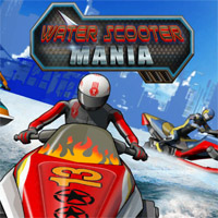 Water scooter mania